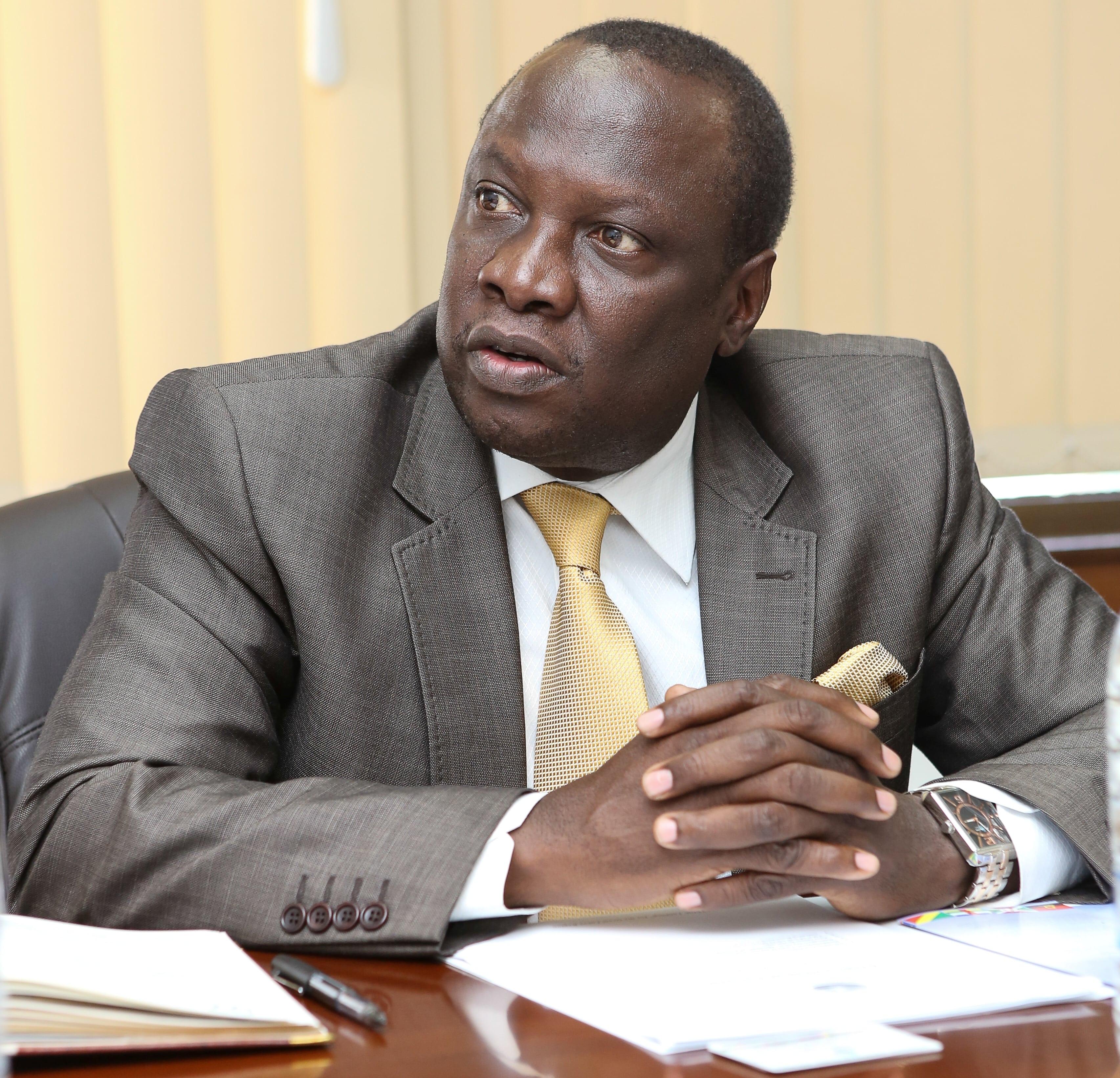 Dr. Frank Okuthe-Oyugi