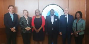 UN Special Envoy visit LMRC