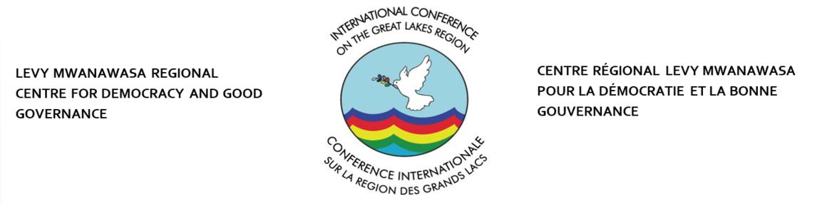 ICGLR's Levy Mwanawasa Regional Centre